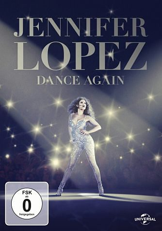 DVD »Jennifer Lopez - Dance Again (OmU)«